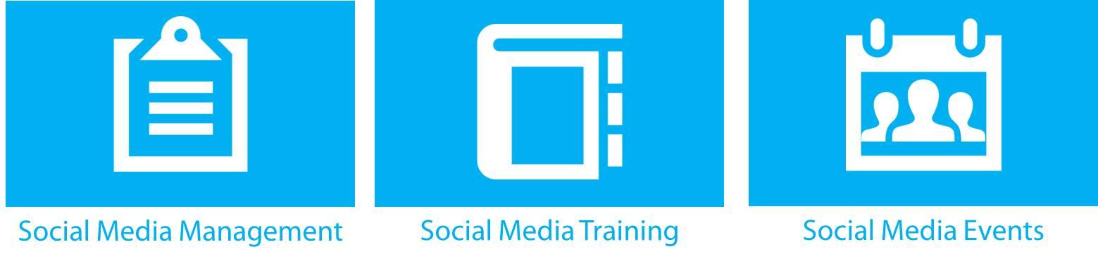 Social Media 3 Services Combo